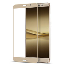 9H Gold Tempered Glass إلى Huawei Mate 9