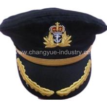 gute Qualität Mode benutzerdefinierte OEM Kapitän Hut