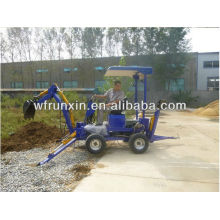 Мини-экскаватор для фермы China RunShine (RXDLW-13/18/22)