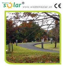 Sympa CE inox solaire chemin léger fabriqué en Chine