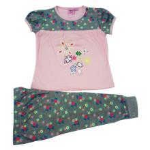 Summer Baby Girl Kids Suit in Children Clothes