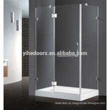 Made in China alta qualidade dobradiça swing door steam shower cabines venda