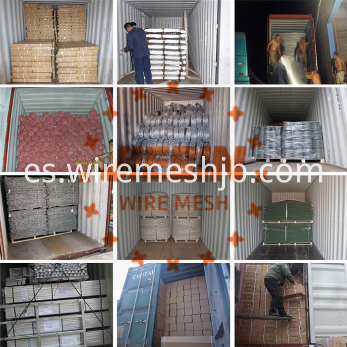 PVC Welded Mesh Panels