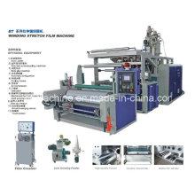 Df-1000 dupla camada Co-Extrusão Stretch Film Machine (CE)
