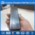 Черный отжиг 25 * 1,5 мм квадратной трубы и прямоугольной стали и трубы