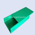 Fiberglass Reinforced Plastics Fire Proof Tray Kabel FRP