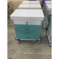 AG-MT025B convenient with color-steel emergency medical trolley cart with wheels