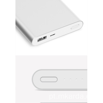 Banco do poder de 10000mAh LI-polymer