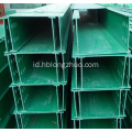 Fiber Glass Diperkuat Plastik FRP GRP Cable Tray