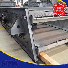 2018 novo design areia máquina de triagem com preço de fábrica