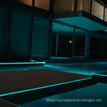Fiber Optic Swimming Pool Perimeter Lighting