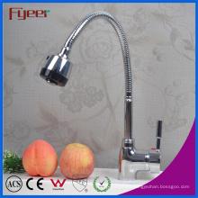 Fyeer Wholesale Cheap 360 Swivel Kitchen Basin Faucet