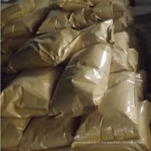 Grade alimentaire chélaté d'acides aminés de zinc de haute qualité