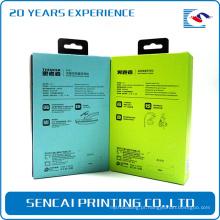 Custom made produtos eletrônicos papel cartão ipad mini caixa de embalagem