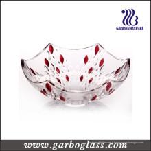 Bol en verre à petites perles (GB1620YM-2 / P)