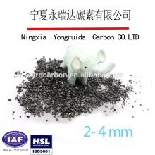 8*30 Mesh granular coal activated carbon buyers come from all countries
