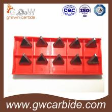 Tungsten Carbide Cnmg Brazed Insert/Cutting Insert for Milling