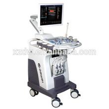 trolley color doppler ultrasound system for fetal