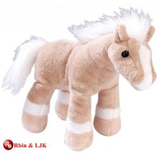 Benutzerdefinierte Promotion schöne Plüschtier Pferd gefüllte Tier Spielzeug