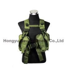 Polyester Military Tactical Weste Assault Swat Weste (HY-V016)