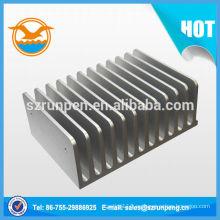 Extrusión Aluminio LED Iluminación HeatSink