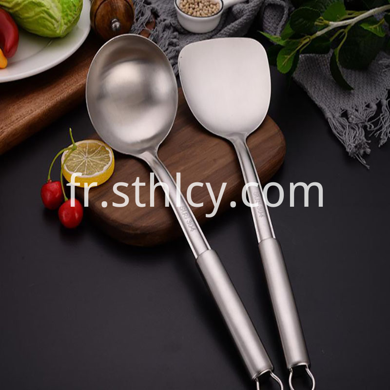 Stainless Steel Kitchen Cooking Shovel
