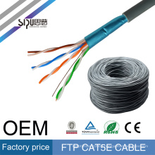 SIPU hot sales 1000ft lan ethernet cable whole sale price cat6a cat7 utp ftp stp sf