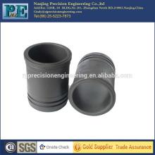 Изготовленная на заказ cnc подвергая механической обработке труба PVC для частей мотоцикла
