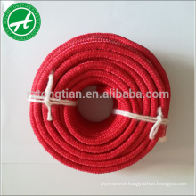 3mm braided recycled polyester rope for sale