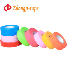 """1-3/16"""" various colors of flagging warning tape"""