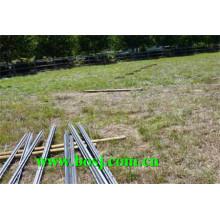 Machine de forgeage de rouleaux de tressage en acier ferroviaire en acier