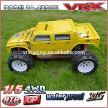 China wholesale websites 4WD Gas Car , plastic model car