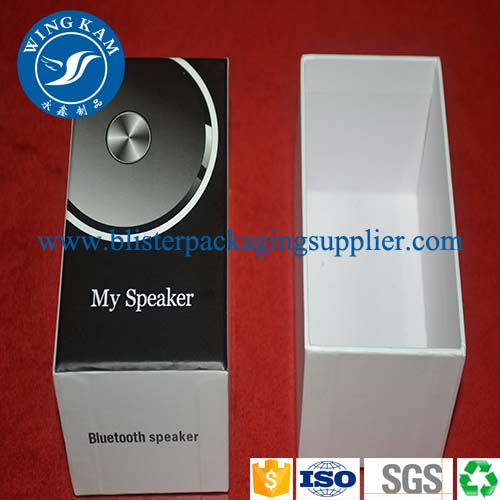 Bluetooth Lautsprecher Eco-friendly Paper Box