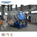 Low price industrial 10 tons plate ice machine with popular