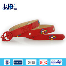 Hollow Out and Cute Studed Kids Belts