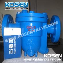Schwimmkugel-Kondensatableiter aus Stahlguss (CS41)