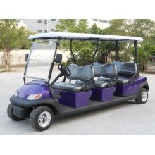 Hecho en China Autobús de turismo eléctrico de 6 lugares para la venta