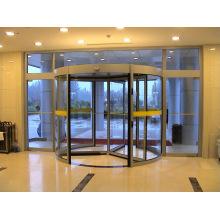 Puerta giratoria automática de 3 aletas de calidad superior con Alemania