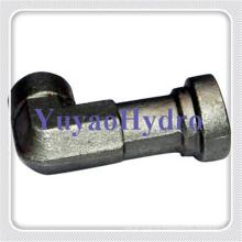 Forquilhas de flange cotovelo para acessórios hidráulicos