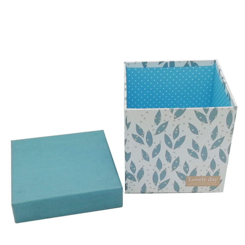 Promotion Paper Christmas Clothing Box