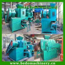 O melhor briquete de madeira do carvão vegetal da serragem do fornecedor de China que faz a máquina com CE 008613253417552