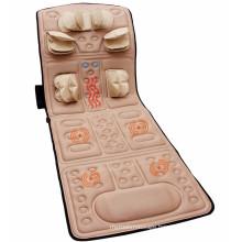 Electric Air Bag Massage Cushion Vibrating and Heat Mattress Price