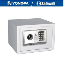Safewell 25cm Height Eak Panel Electronic Safe for Office