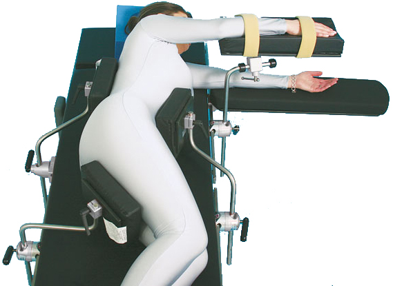 Mingtai Lateral Support And Patient Positioning System