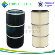 FORST Industrial Polyester Dust Material Cleaning Air Filter Cartridge