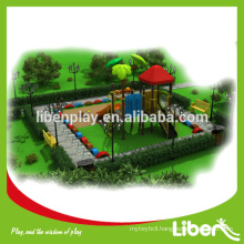 outdoor child play equipment for sale, customized resential area design of child play equipment