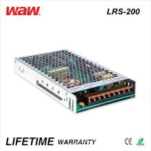 Driver do diodo emissor de luz do anúncio de Lrs-200 SMPS 200W 24V 8.3A