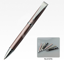 New Arrival Stationery Pen Metal Promotional Gift Pens for Office Supply