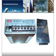 Alimentation de secours pour ascenseur de taille moyenne SP-200-27 câble d'alimentation d'ascenseur