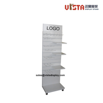 Personalisierte Pros Metal Store Display Fixtures